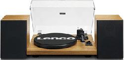 LENCO LS-500 - Plattenspieler (Holz)