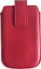 EMPORIA Nappa Slide Pocket - Coque (Convient pour le modèle: Emporia Touch Smart)
