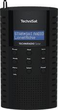 TECHNISAT TECHNIRADIO Solar - Radio digitale (DAB, DAB+, FM, Nero)
