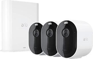 ARLO Pro 3 - 3 telecamere di sicurezza (QHD, 2560 x 1440 pixel)