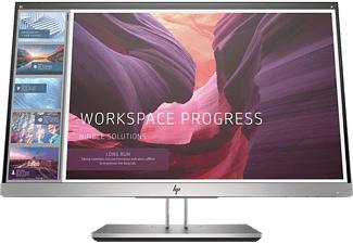"HP EliteDisplay E223d - Monitore (21.5 "", Full-HD, 60 Hz, Argento/Nero)"