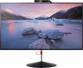 """LENOVO ThinkVision X1 (2nd Gen) - Monitor (27 """", UHD 4K, 23 Hz, Schwarz)"""