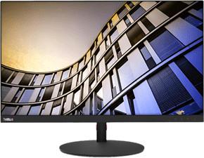 """LENOVO ThinkVision T27p-10 - Monitor (27 """", UHD 4K, 60 Hz, Schwarz)"""