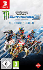 Switch - Monster Energy Supercross 3: The Official Videogame /Multilinguale