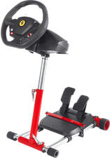 WHEEL STAND PRO Wheel Stand Pro Deluxe V2 - Support pour volant de jeu (Rouge)