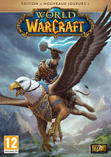 """PC/Mac - World of Warcraft : Édition """"Nouveaux Joueurs"""" /F"""