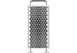 APPLE CTO Mac Pro - Desktop PC (Intel® Xeon® W, 256 GB SSD, Silver)
