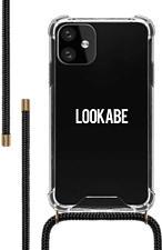 LOOKABE LOO027 - Coque avec un cordon (Convient pour le modèle: Apple iPhone 11)