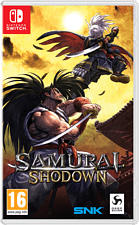 Switch - Samurai Shodown /F