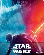 STAR WARS EPISODE 9 4K-STEELBOOK  4K Ultra HD Blu-ray