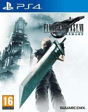 PS4 - Final Fantasy VII Remake /I