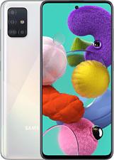 "SAMSUNG Galaxy A51 - Smartphone (6.5 "", 128 GB, Prism Crush White)"