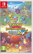 Switch - Pokémon Donjon Mystère : Équipe de Secours DX /F