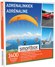 SMARTBOX Adrenalinkick - Geschenkbox