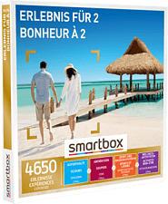 SMARTBOX Erlebnis für 2 - Geschenkbox