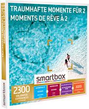 SMARTBOX Momenti da sogno per 2 - Cofanetto regalo