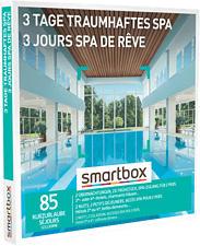 SMARTBOX 3 jours spa de rêve - Coffret cadeau