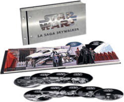 STAR WARS EPISODE 1-9 4K 4K Ultra HD Blu-ray (Francais)