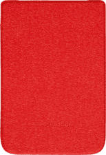POCKETBOOK Shell - Custodia (Rosso)
