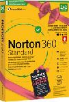 MediaMarkt PC/Mac - Norton 360 Standard (1+1 appareils/1 an/10 Go) : Swiss Edition /Multilingue