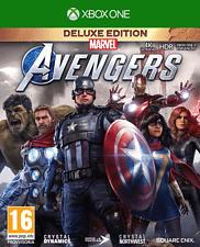Xbox One - Marvel's Avengers: Edizione Deluxe /I