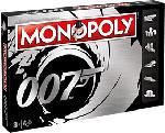 MediaMarkt WINNING MOVES Monopoly: James Bond 007 (francese) - Gioco da tavolo (Multicolore)