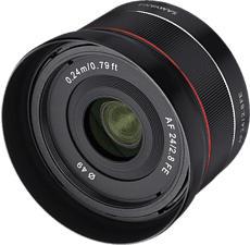 SAMYANG AF 24mm F2.8 FE - Objectif à focale fixe