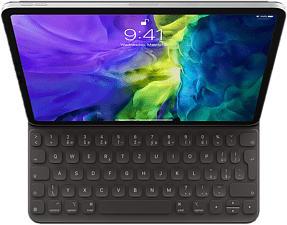 APPLE Smart Keyboard Folio (CH Layout) - Schutzhülle mit Tastatur (Schwarz)