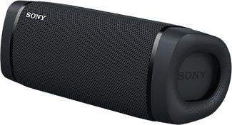 SONY SRS-XB33 - Bluetooth Lautsprecher (Schwarz)