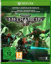 Xbox One - Warhammer 40.000: Mechanicus /D