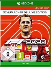 Xbox One - F1 2020: Schumacher Deluxe Edition /D