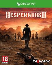 Xbox One - Desperados III /D/I