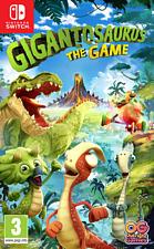 Switch - Gigantosaurus: The Game /Mehrsprachig