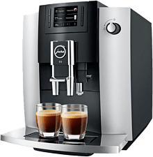 JURA E6 Platin - Macchine da caffè