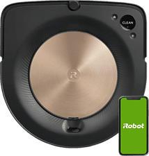 IROBOT Roomba s9158 - Aspirateur robot (Noir/Bronze)