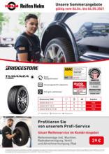 Reifen Helm: Sommerangebote