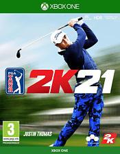Xbox One - PGA Tour 2K21 /D