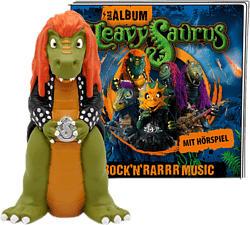 TONIES Heavysaurus: Rock'n Rarrr Music - Figure audio /D (Multicolore)