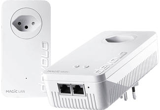 DEVOLO Magic 2 WiFi next Starter Kit - Adattatore Powerline (Bianco)