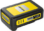 MediaMarkt KÄRCHER Battery Power 18/25 - Batteria sostituibile (Nero/Giallo)