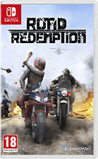 Switch - Road Redemption /D