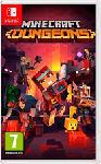 MediaMarkt Switch - Minecraft Dungeons /Multilingue