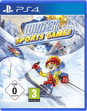 PS4 - Winter Sports Games /D