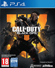 PS4 - Call of Duty: Black Ops 4 /D