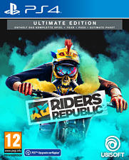PS4 - Riders Republic: Ultimate Edition /Multilinguale