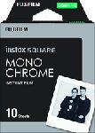 MediaMarkt FUJIFILM Instax Square 10Bl Monochrome - Film instantané (Noir/Blanc)