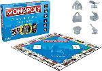 MediaMarkt WINNING MOVES Monopoly: Friends (FR) - Gioco da tavolo (Multicolore)