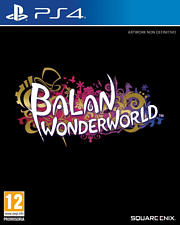 PS4 - Balan Wonderworld /I