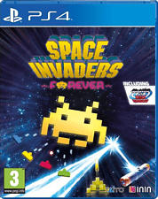 PS4 - Space Invaders Forever /D