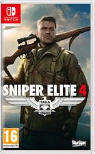 Switch - Sniper Elite 4 Italia /D